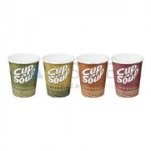 Cup a Soup kartonnen bekers 175ml