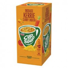 Cup a Soup Indiase Kerrie 175ml Unox