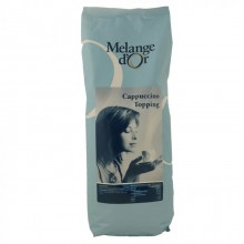 Cappuccino topping 1 kg Melange d'Or