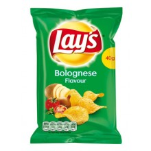 Lay's Chips Bolognese 20x40gr