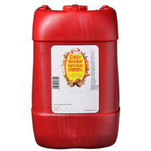 Hela Curry ketchup 12kg can
